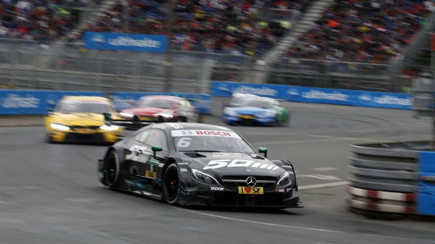 Mercedes arrête le DTM et rejoindra la Formula E fin 2018