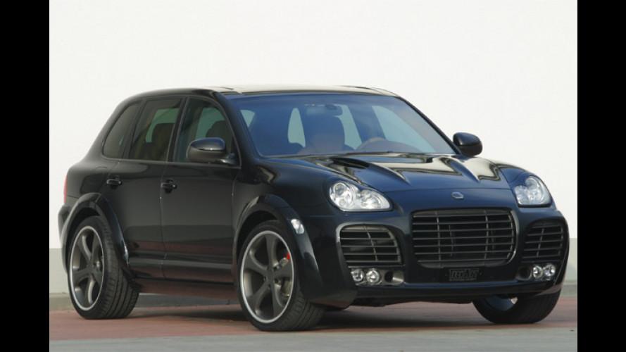 Techart Magnum: Martialischer Auftritt für Porsche Cayenne
