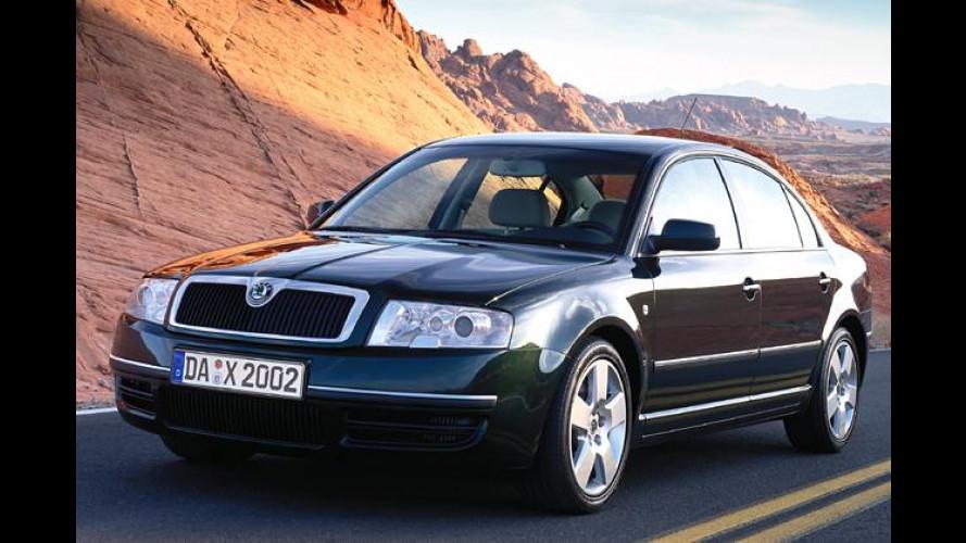 Die Lieblinge der Diebe: Die meist geklauten Autos 2004