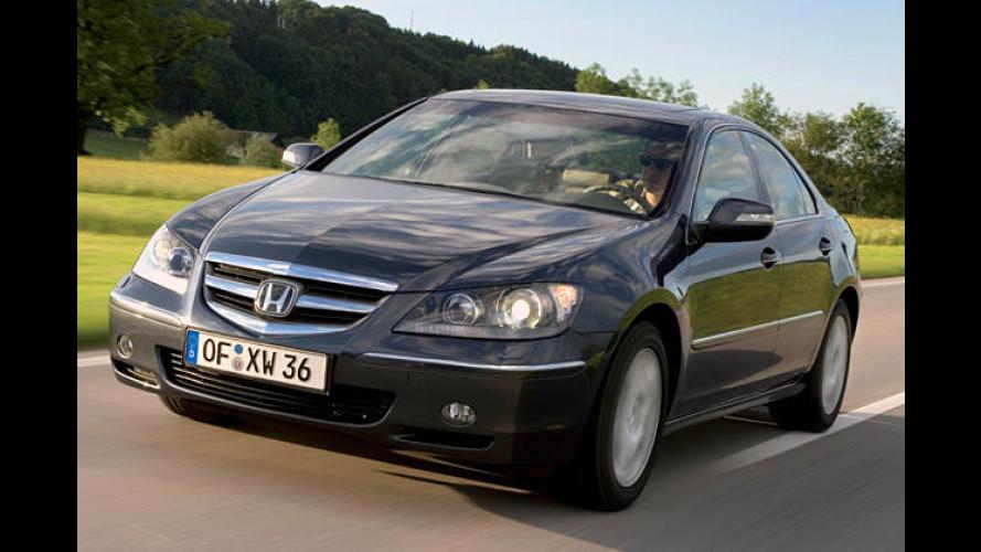 Hondas neues Topmodell : Legenden sterben nie
