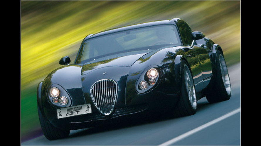 Wiesmann GT Automatik