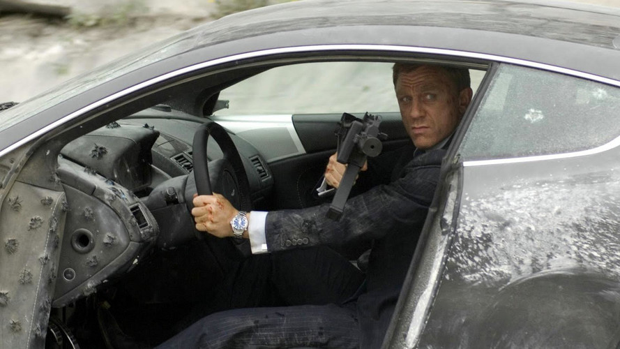 Five Cars That James Bond Could Drive In 'Bond 25'