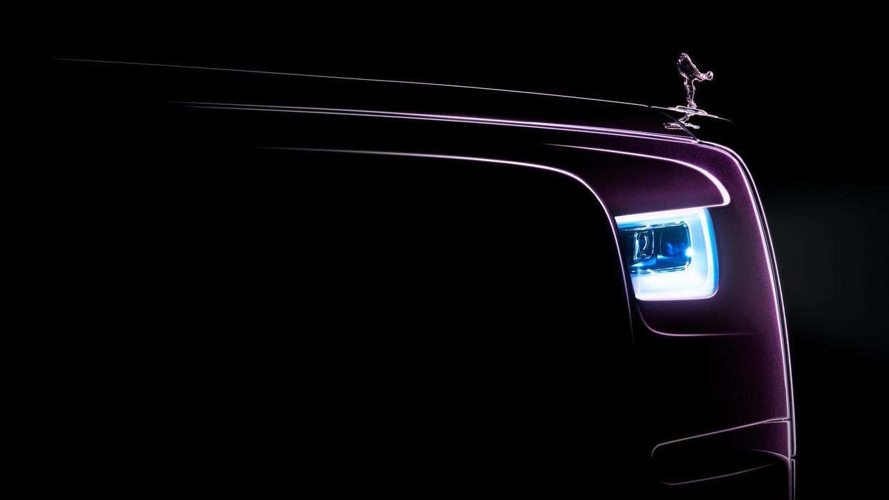 2018 Rolls-Royce Phantom teaser image