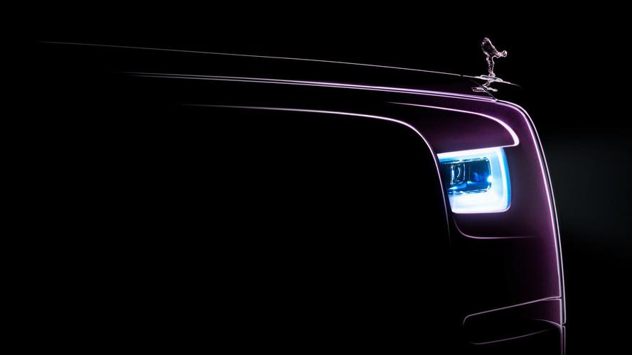 Rolls-Royce Phantom - Des fuites, et une image officielle !