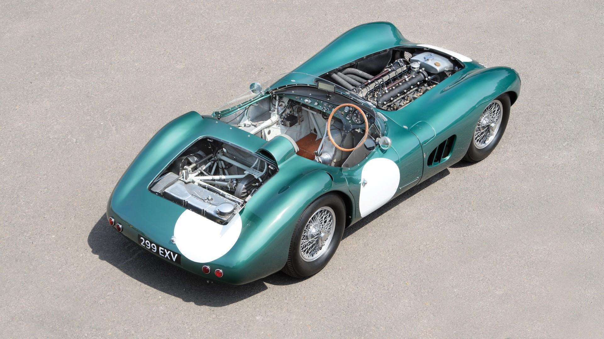 22 6m Aston Martin Dbr1 Becomes Most Expensive British Car Ever