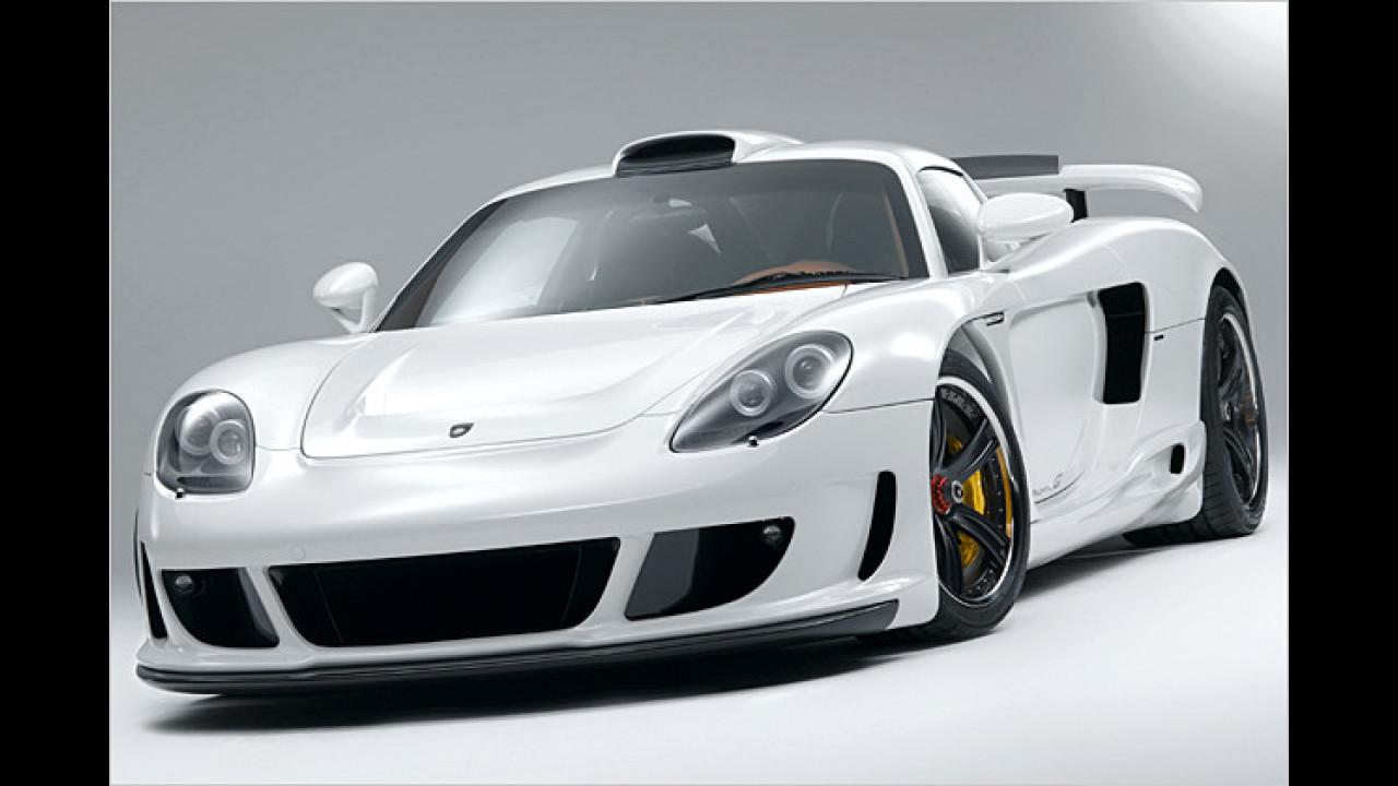 Überflieger-Porsche