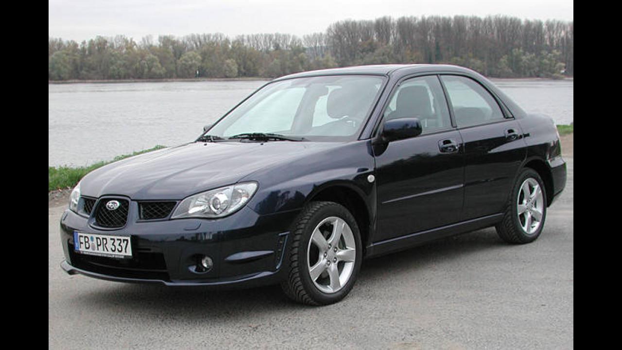 Subaru Impreza 2.0R ecomatic Active (Autogas)