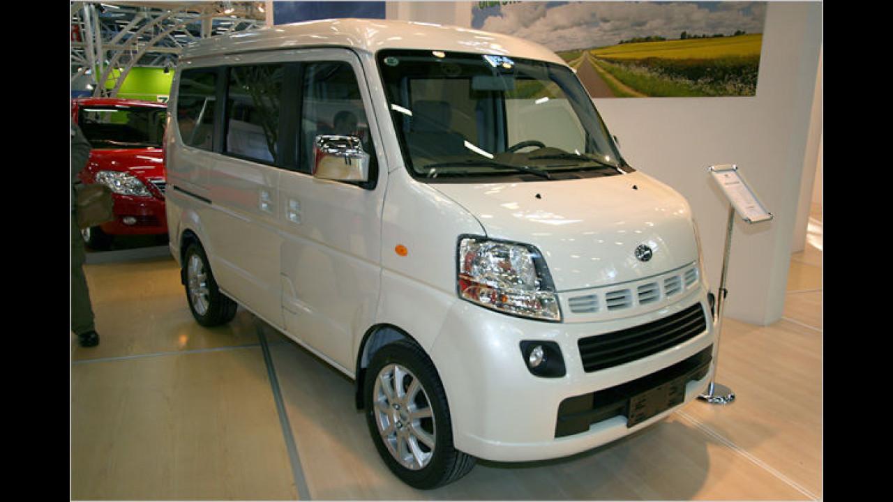 Martin Motors Coolcar