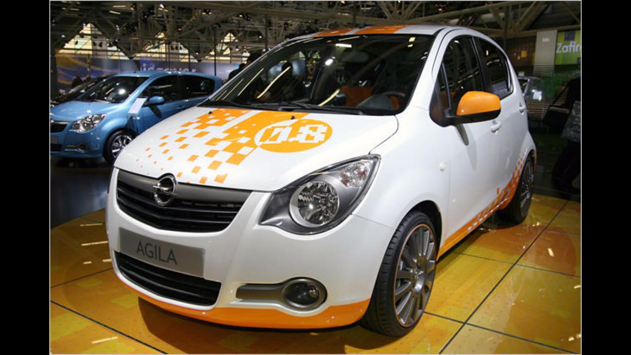 Opel Agila Flash