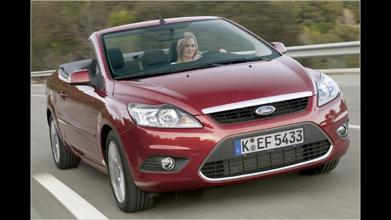 Ford Focus Coupé-Cabriolet 1.6