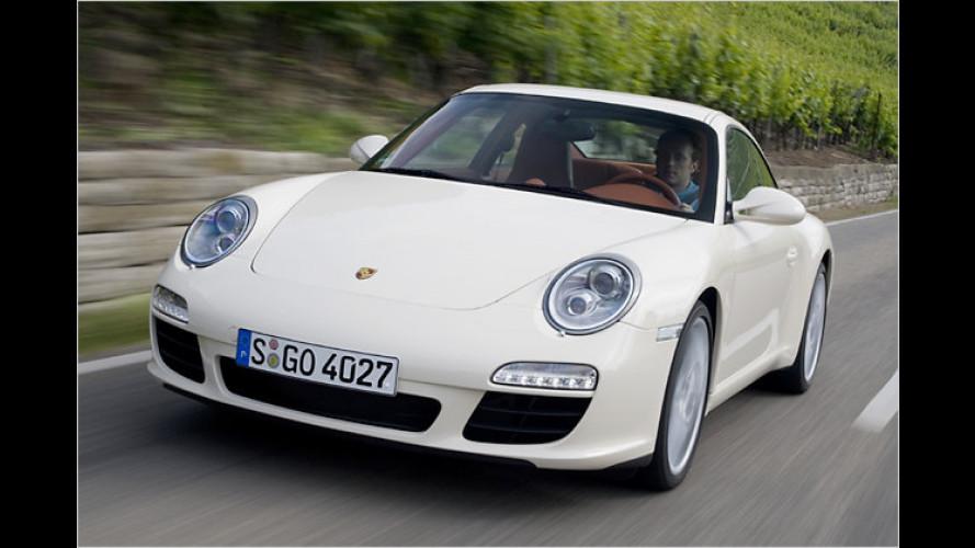 Hightech: Porsche legt beim Elfer noch eine Schippe drauf