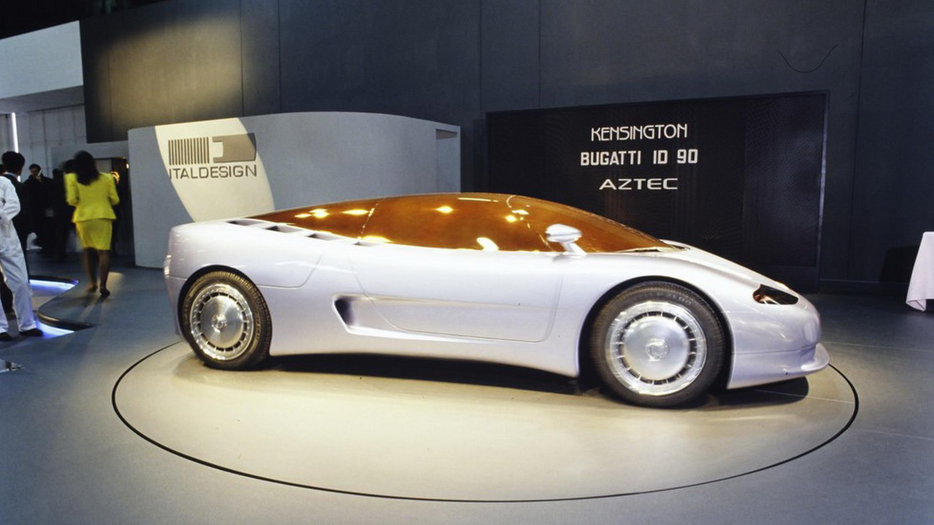 Bugatti Id 90 And Eb 112 Eb 118 Eb 218 Concept We Forgot