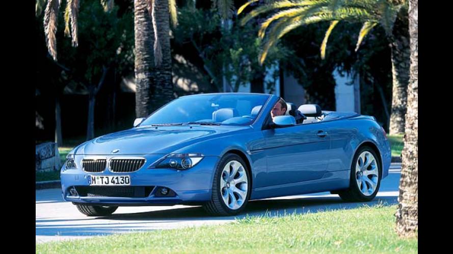 BMW gibt Preis bekannt: Erste Fakten vom neuen 6er Cabrio