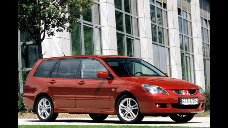 Preiserhöhung: Mitsubishi-Fahrzeuge werden teurer