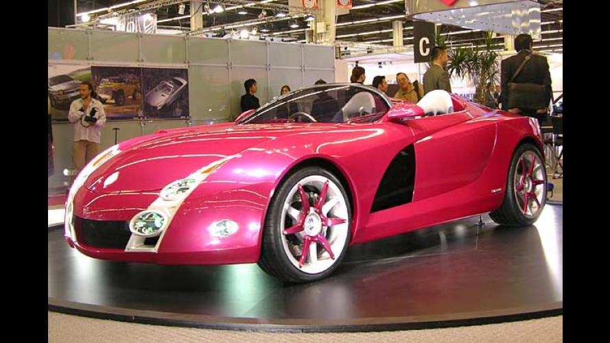 Sivax Streetster II Xtile: Fantastische Roadster-Vision