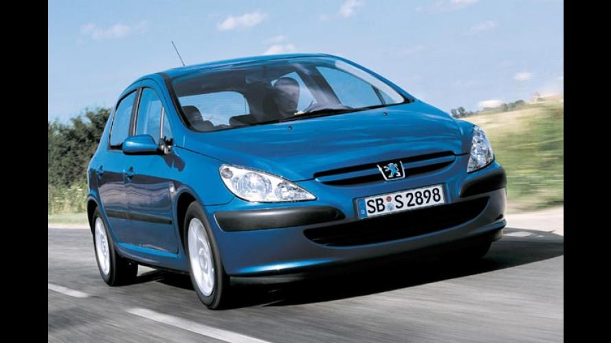 Peugeot: Zwei neue Triebwerke für den 307
