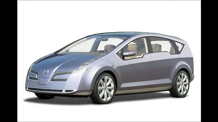 Nissan: Serenity mit Formensprache auf Japanisch