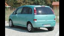 Opel Meriva kriegt ESP