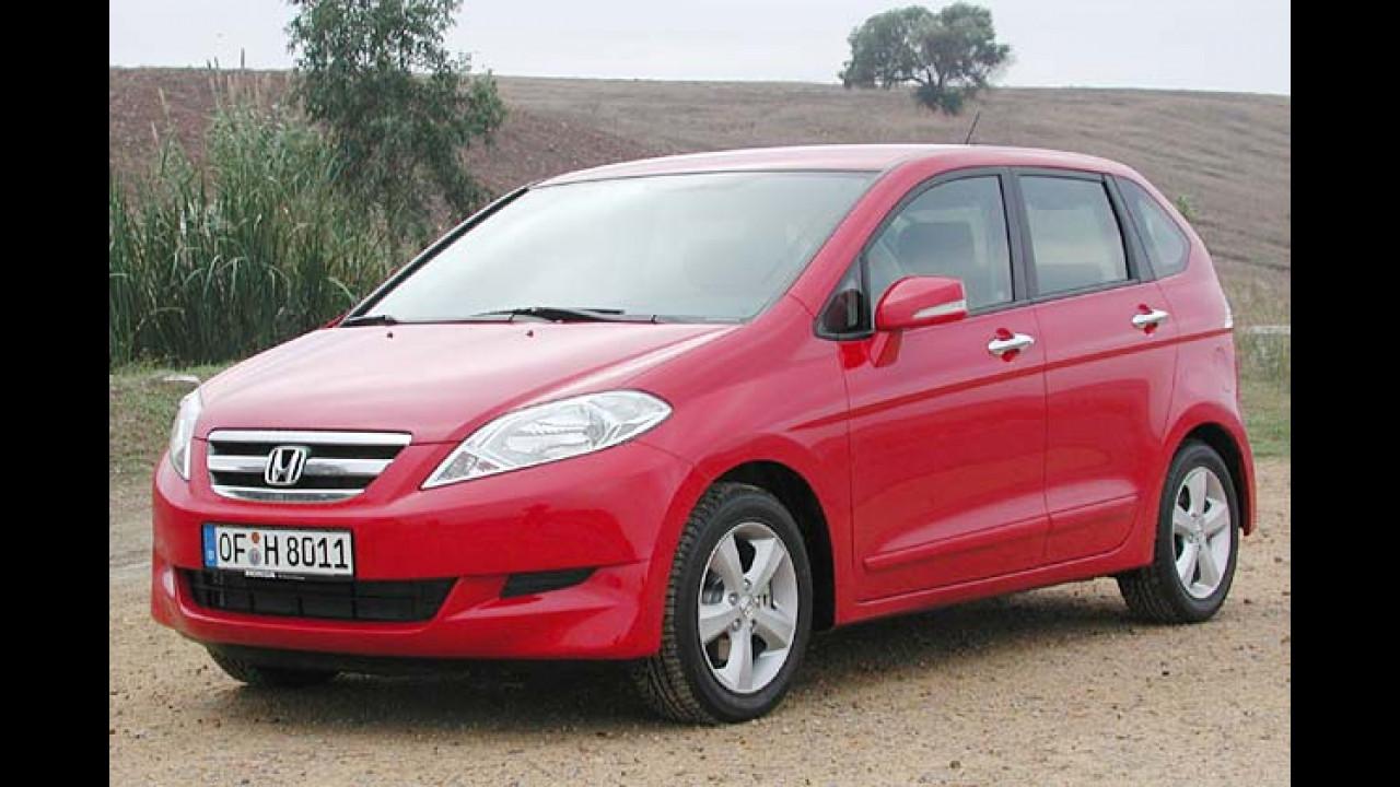 Honda FR-V mit Diesel