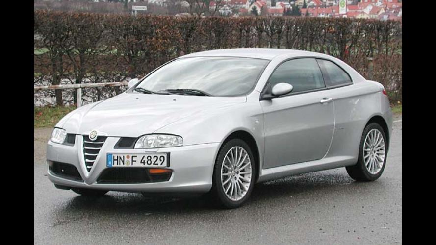 Alfa GT 1.8 TS im Test