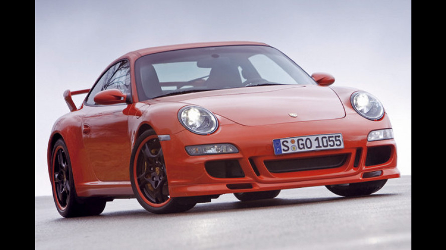Porsche 911 Coupé: Rennsport-Optik ab Werk