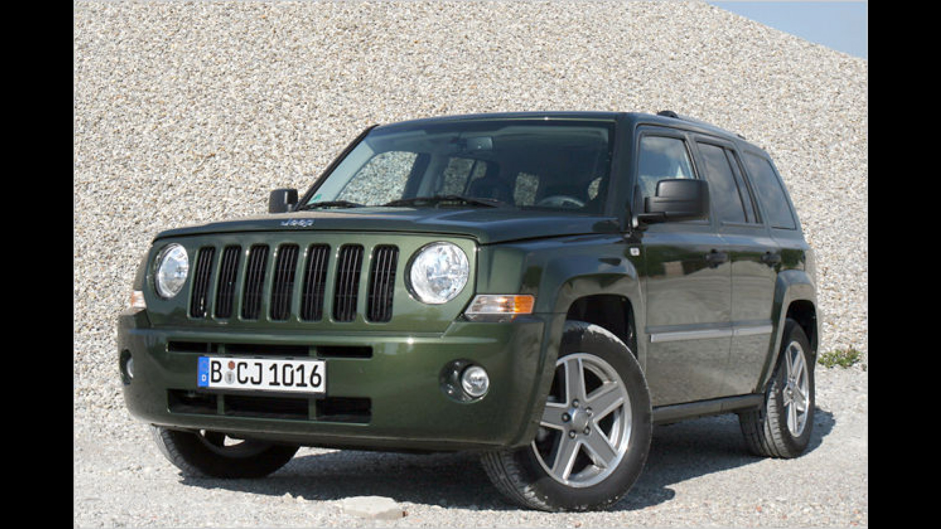2021 Jeep Patriot Price