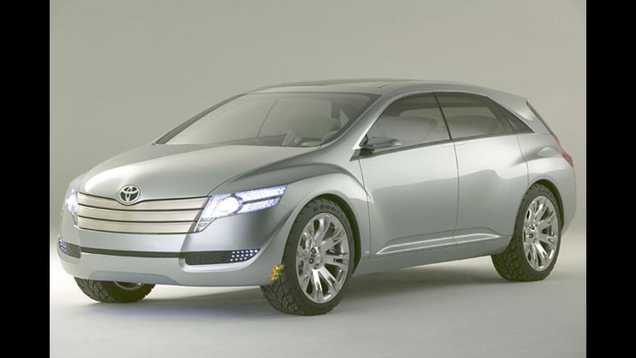 Detroit: Toyota FT-SX