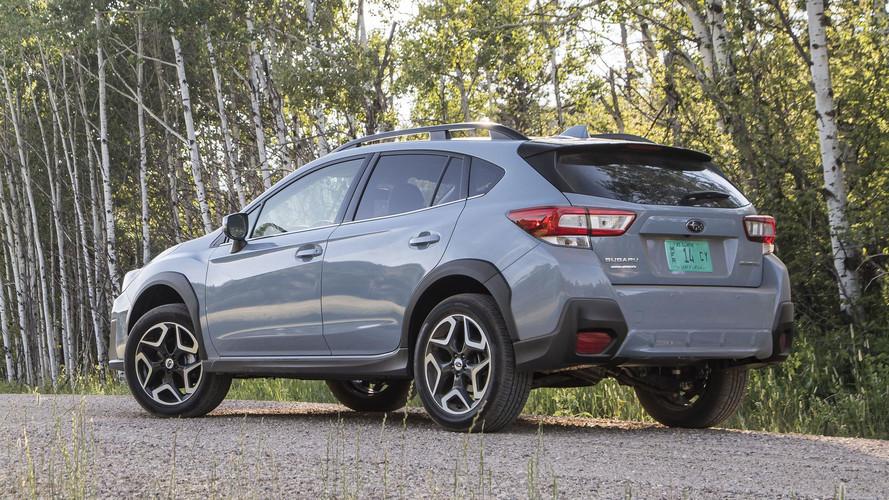 2018 Subaru Crosstrek First Drive How The West Was Fun