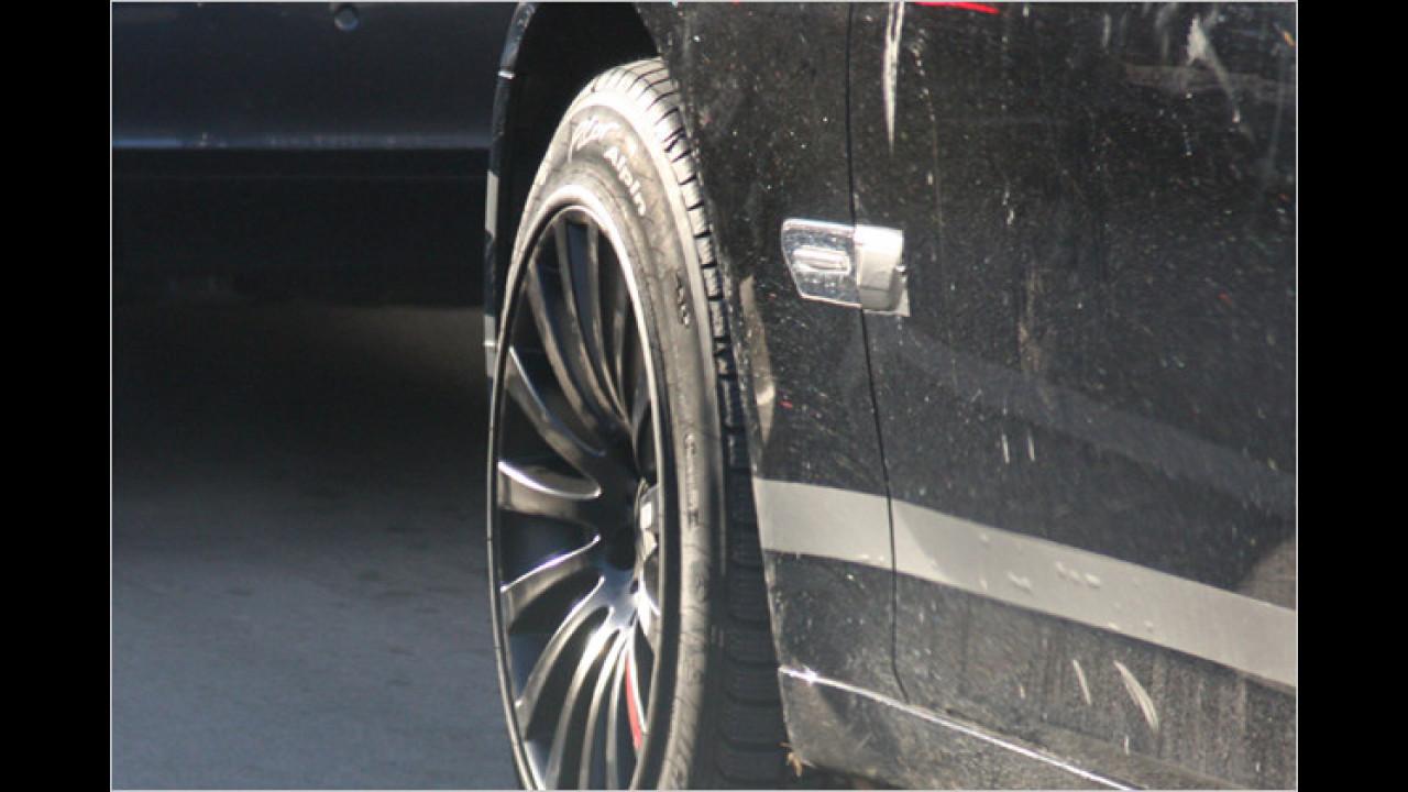 BMW 7er Sonderschutz