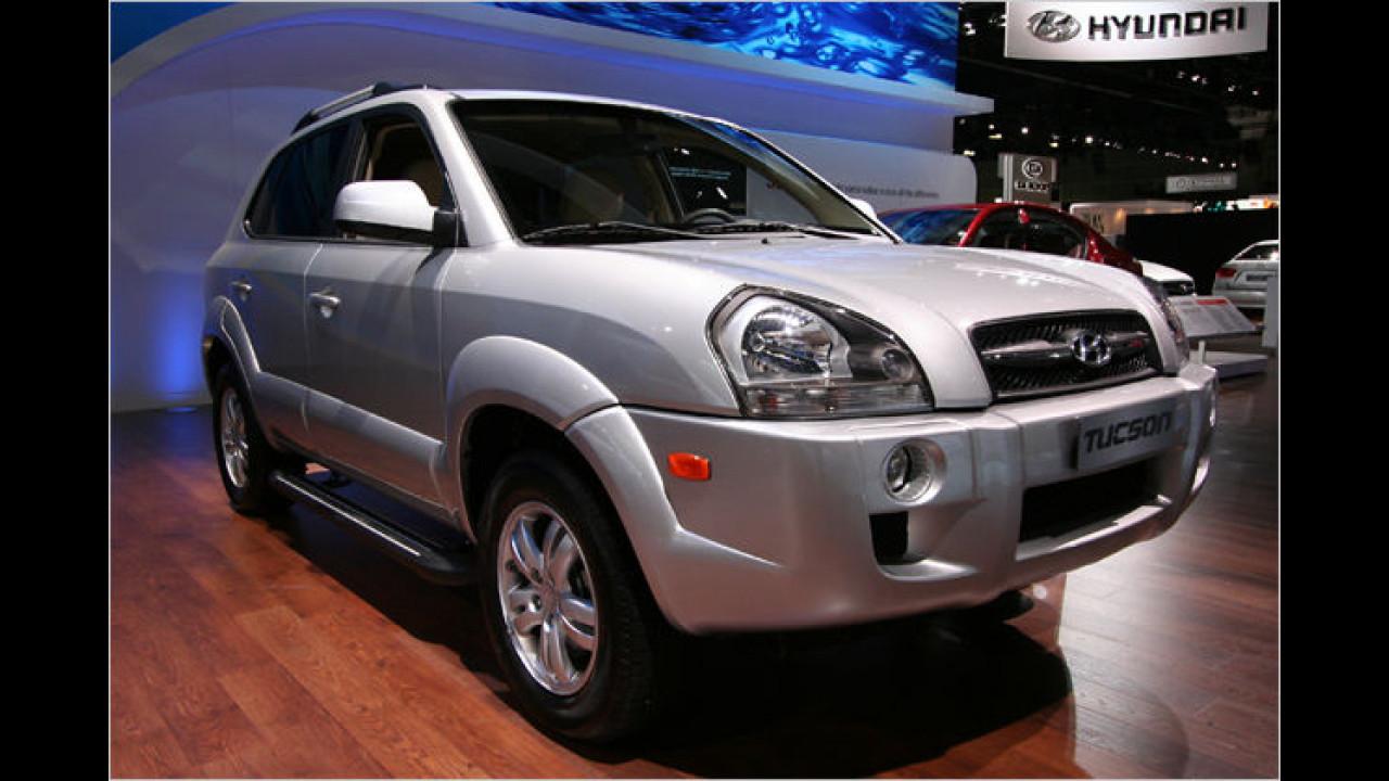 Hyundai Tucson 2.7 V6 4WD Automatik