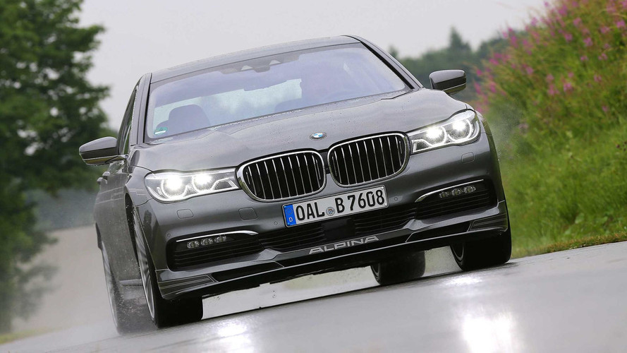 205mph Alpina BMW 7 Series On Sale In UK