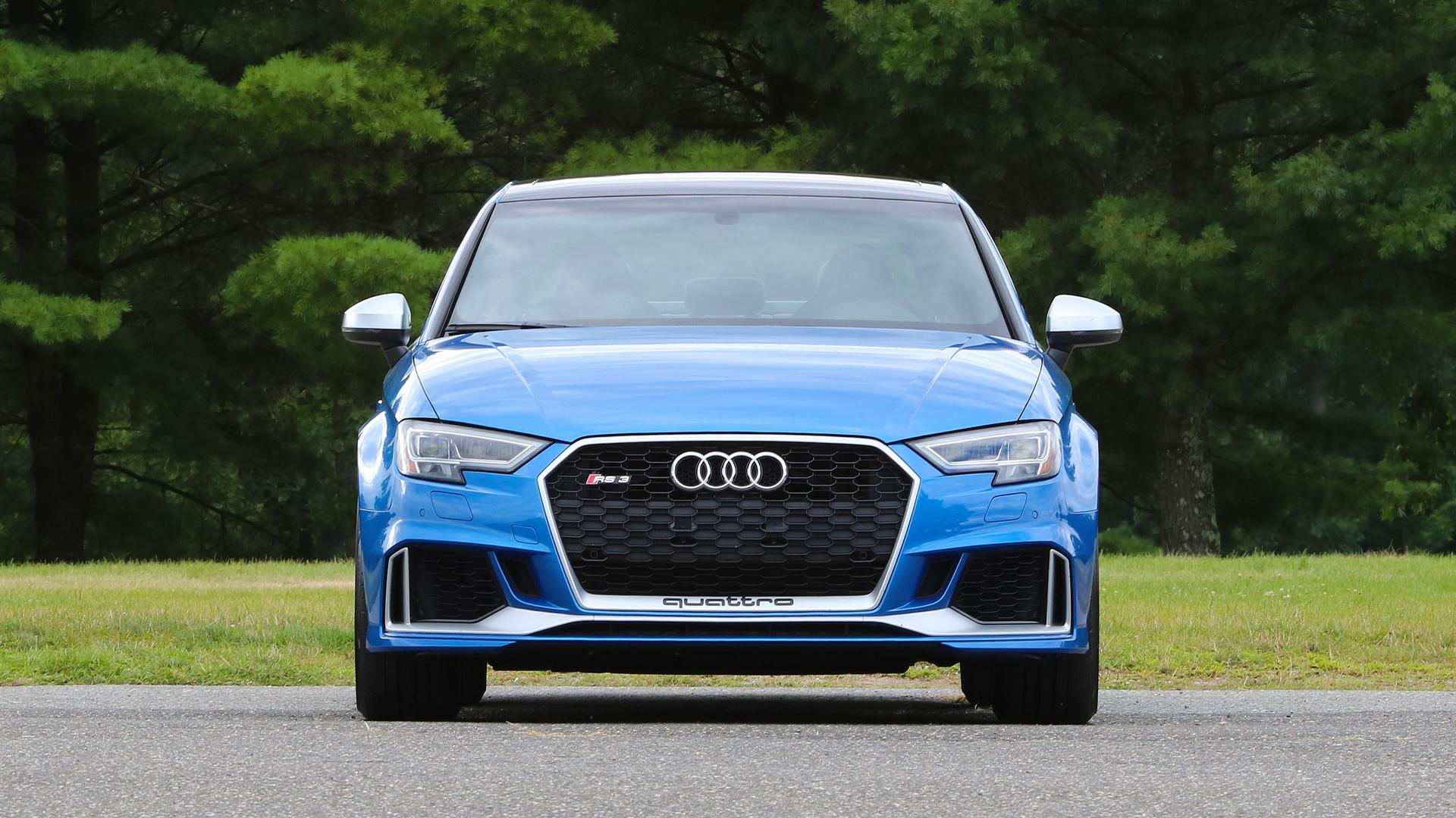 2018 Audi Rs3 First Drive As Potent As Performance Compacts Get
