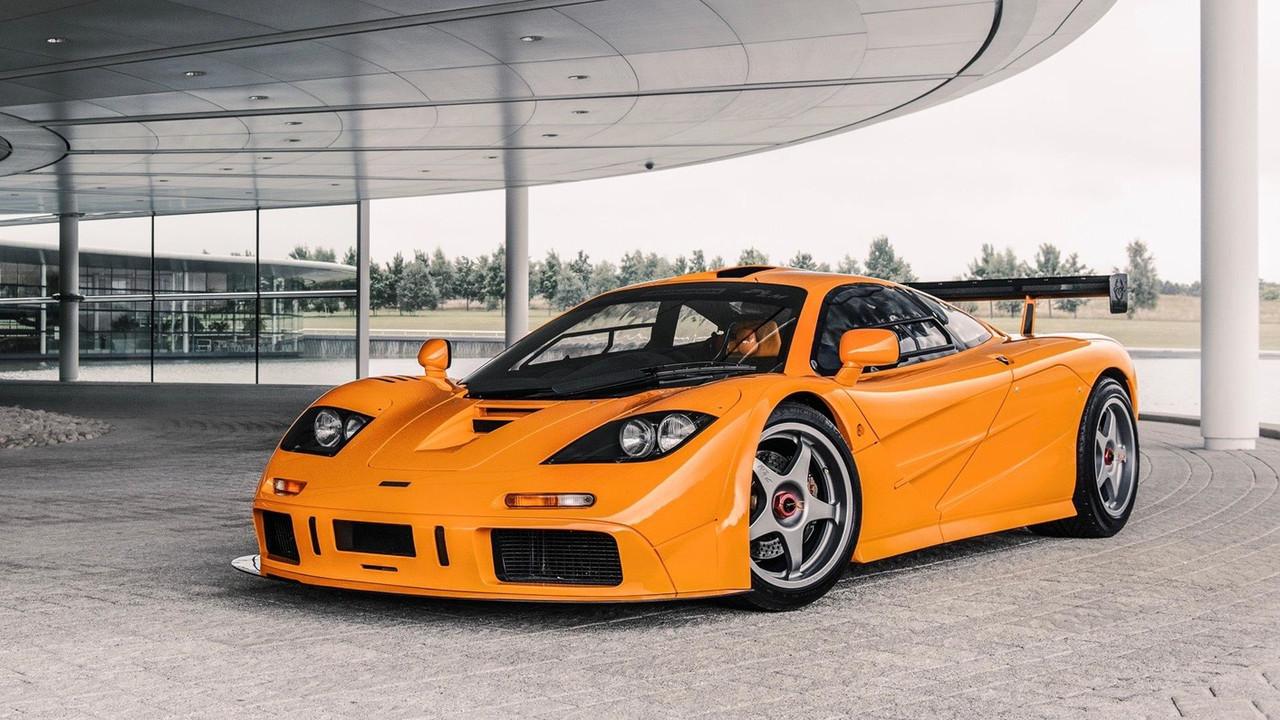 McLaren F1 | Motor1.com Photos