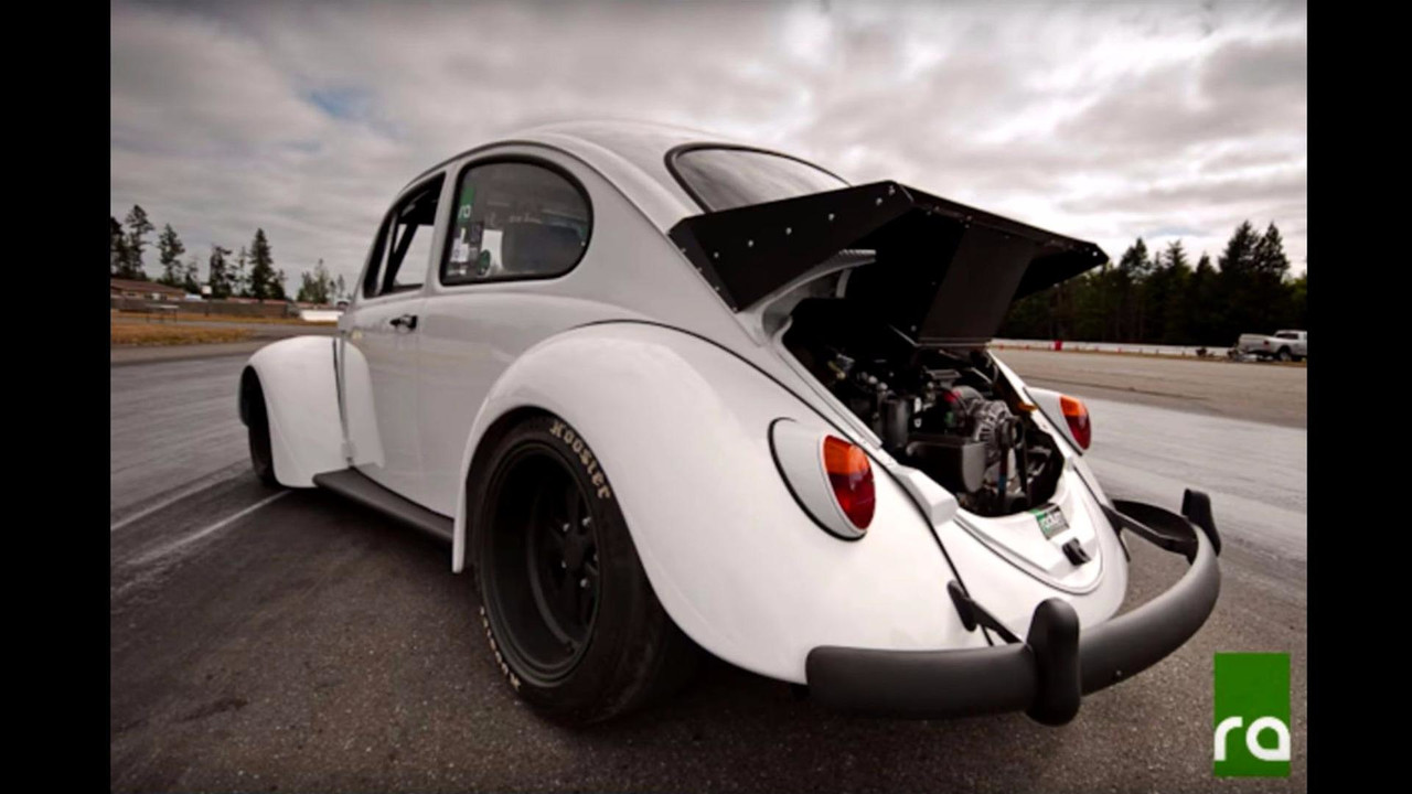 1965 Subaru-Powered Volkswagen Beetle