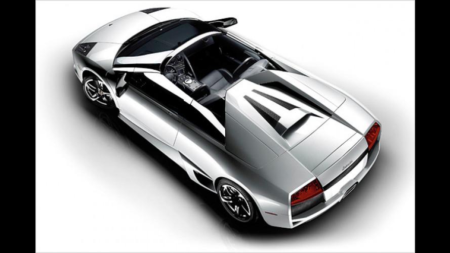 Lamborghini zeigt neuen Murcièlago Roadster in L.A.