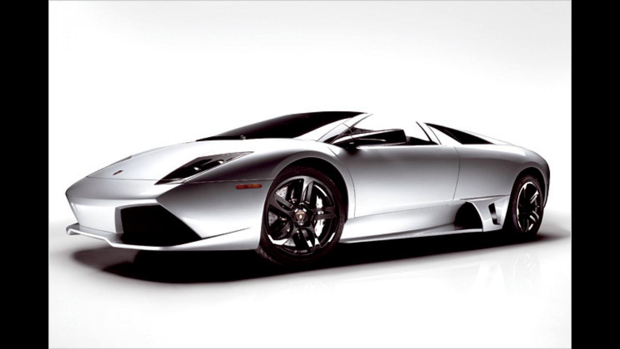 Lamborghini Murciélago LP 640 Roadster