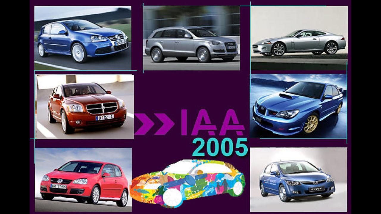 Rückblick IAA 2005