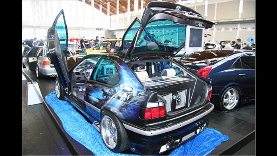 Tuning World 2006: Die schärftsten Mobile aus privaten Garagen