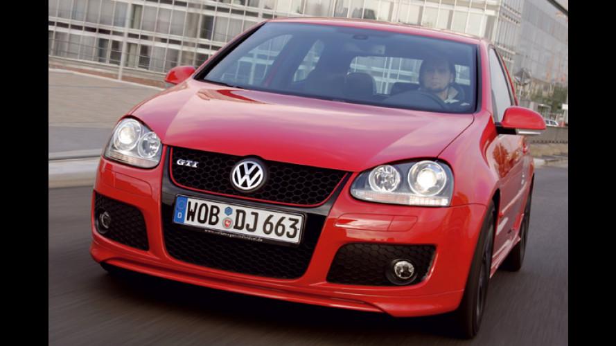Geburtstag einer Ikone: 30 Jahre Volkswagen Golf GTI