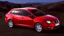 New 2012 SEAT Ibiza facelift