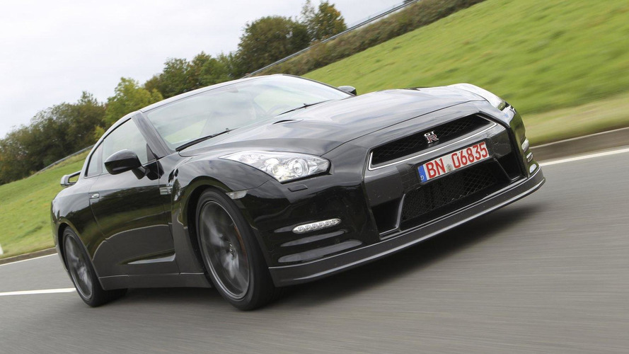 2014 Nissan GT-R to feature revised styling, improved gearbox - report