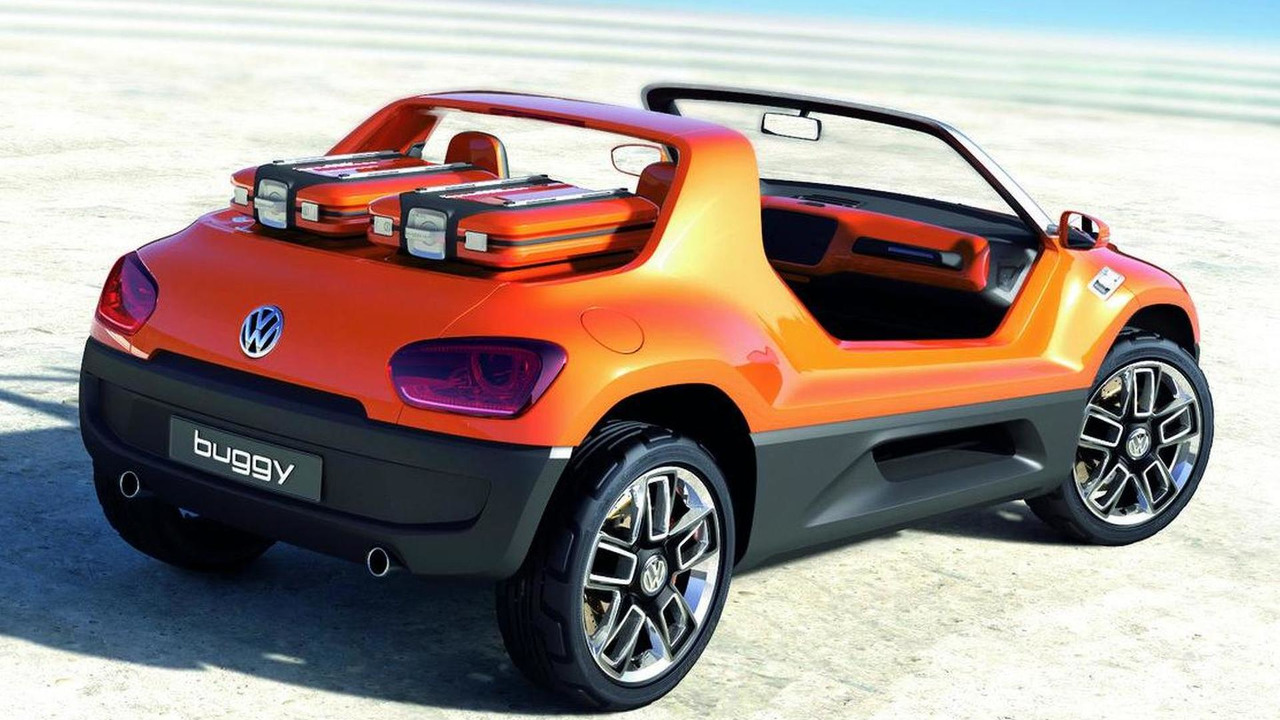 Volkswagen Buggy Up! Concept 2011
