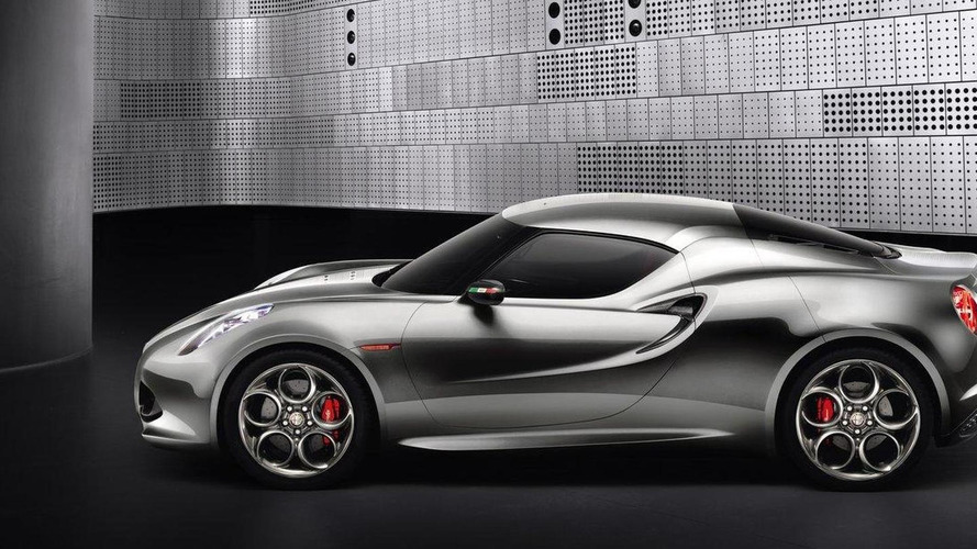 Alfa Romeo 4C development running ahead of schedule - report