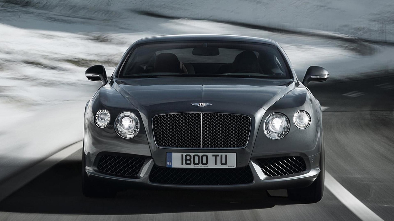 2018 Bentley Continental Gt See The Changes Side By Side