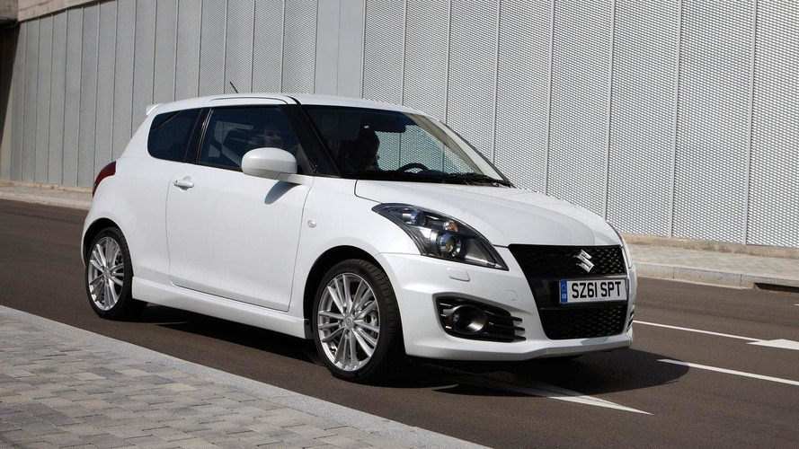 2012 Suzuki Swift Sport 13.12.2011