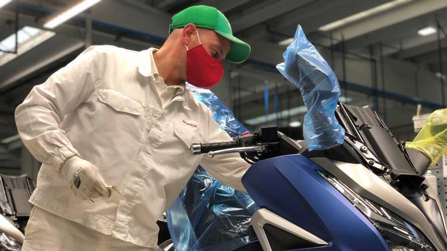 Honda: ad Atessa non arrivano forniture, stop alla produzione