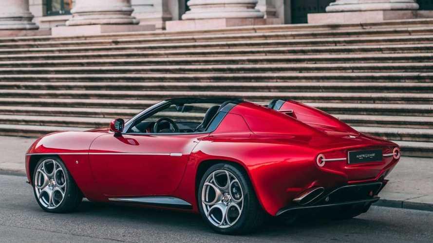 Alfa Romeo Disco Volante Spyder, a la venta