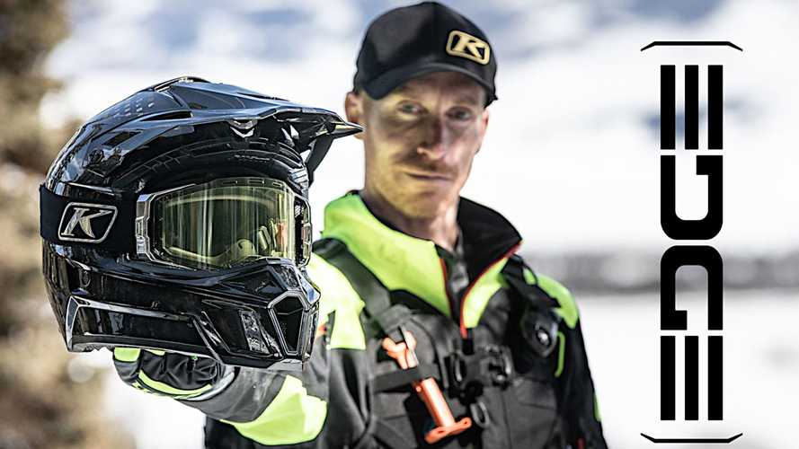Klim Edge Goggles Offer Impressively Wide Field Of Vision
