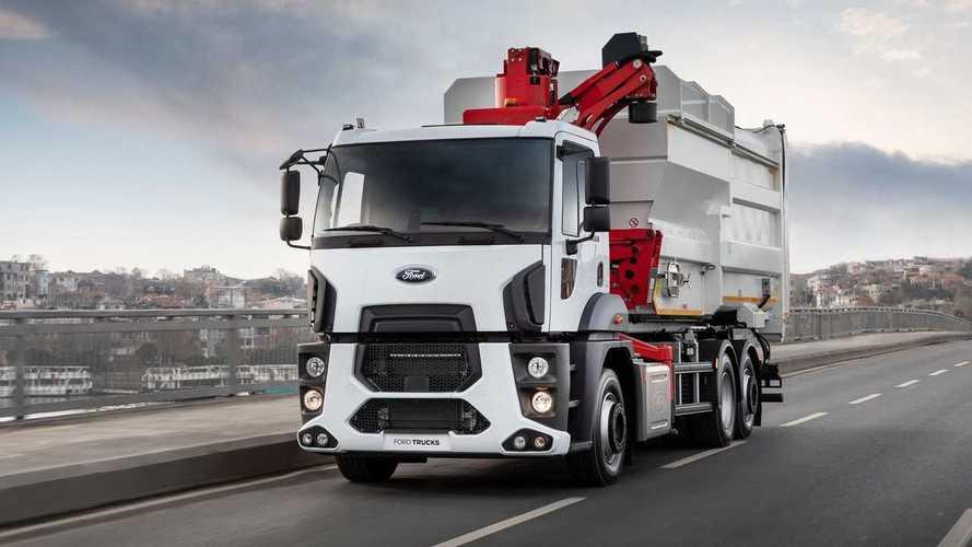 Ford Trucks F-Max Black LIne