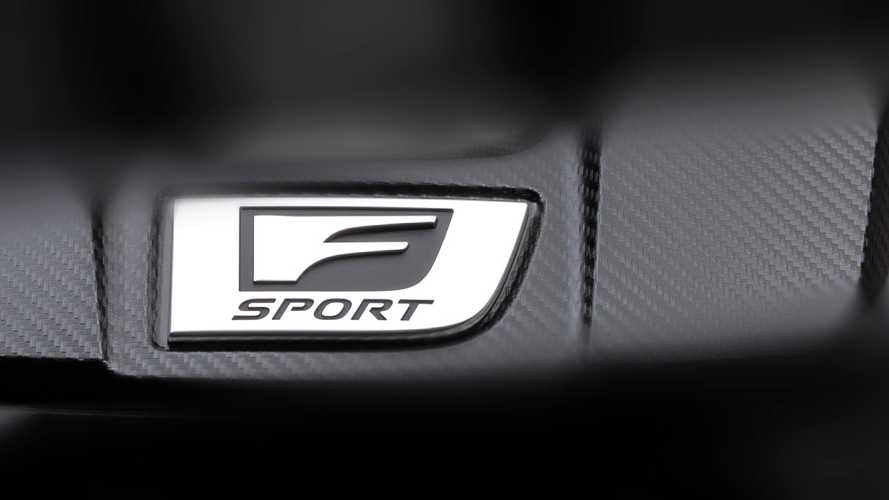New Lexus F Sport Model Teased, But Which One?